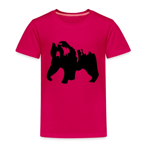 Grizzly bear - Toddler Premium T-Shirt