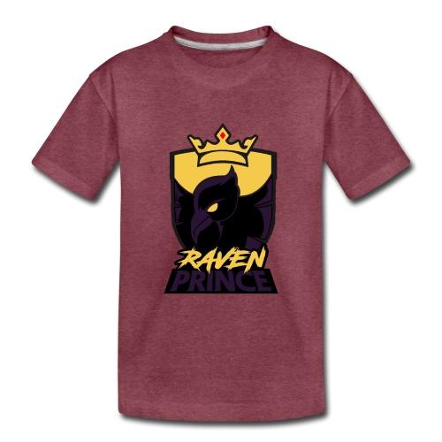 Modern xRavenPrincex Name/Logo - Toddler Premium T-Shirt