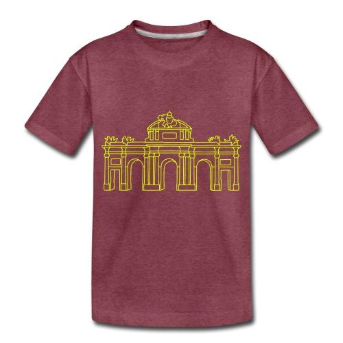 Puerta de Alcalá Madrid - Toddler Premium T-Shirt