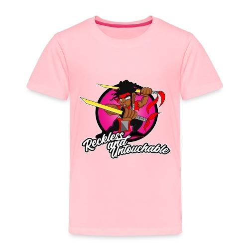 ru won 01 - Toddler Premium T-Shirt