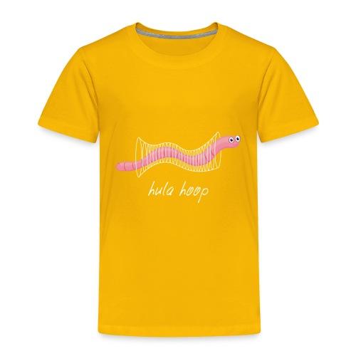 Hula Hoop Time - Toddler Premium T-Shirt