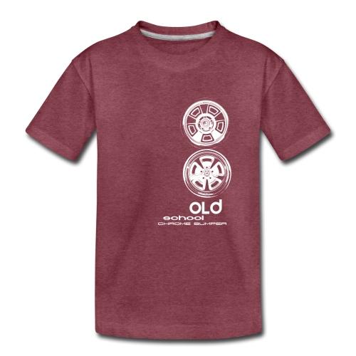 monaro rims - Toddler Premium T-Shirt