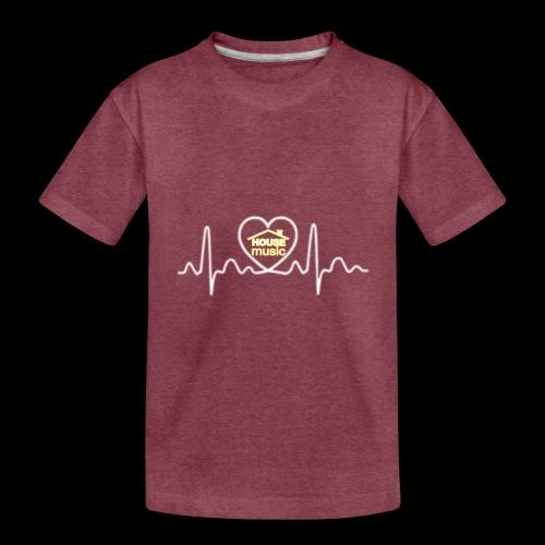 House Music Pulse! - Toddler Premium T-Shirt
