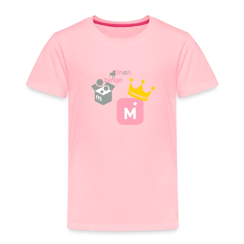 OldCompany logo - Toddler Premium T-Shirt