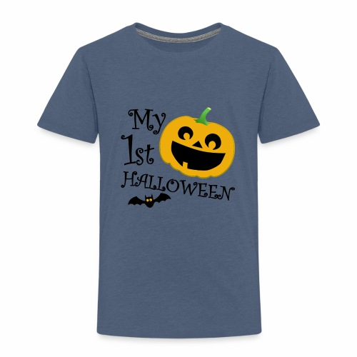 My First Halloween - Toddler Premium T-Shirt
