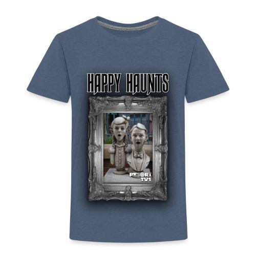 Happy Haunts 1 - ResortTV1 - Toddler Premium T-Shirt