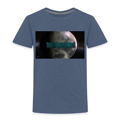 Web 2 thirdphaseofmoon0 jpg - Toddler Premium T-Shirt