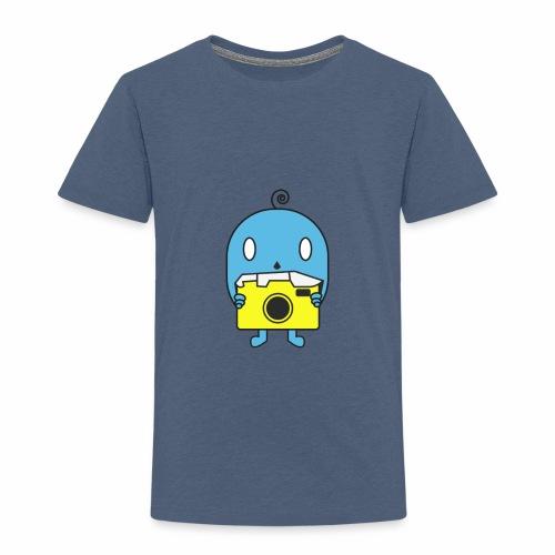 Tiny Photographer - Toddler Premium T-Shirt
