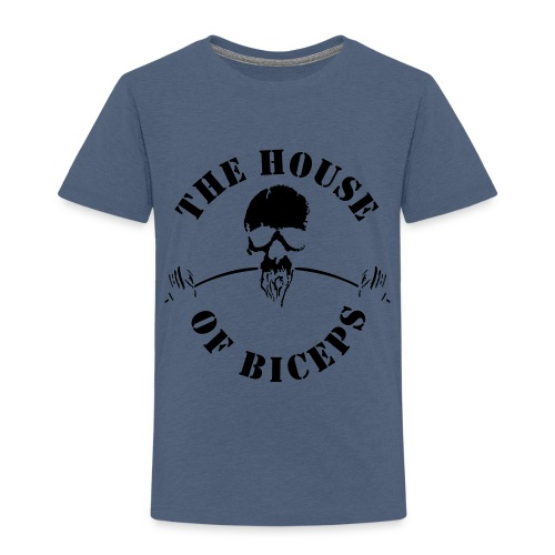 SMALL_HOB_LOGO - Toddler Premium T-Shirt