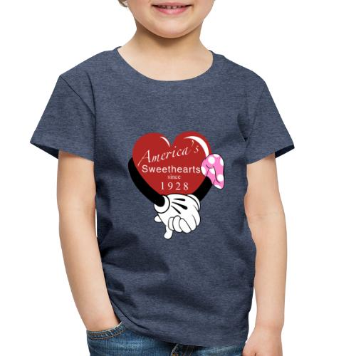 America's Sweethearts since 1928 - Toddler Premium T-Shirt