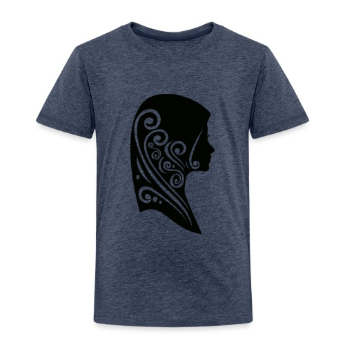 muslimah - Toddler Premium T-Shirt