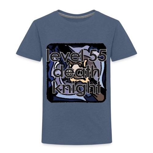 Warcraft Baby: Level 55 DK - Toddler Premium T-Shirt