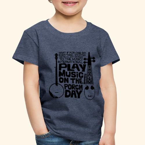 BANJO_RABAB - Toddler Premium T-Shirt