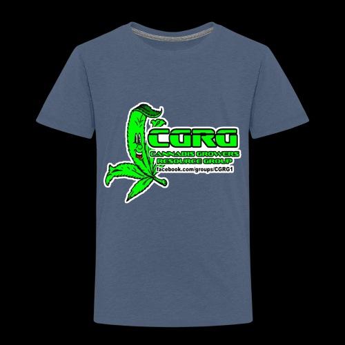 CGRG - Toddler Premium T-Shirt
