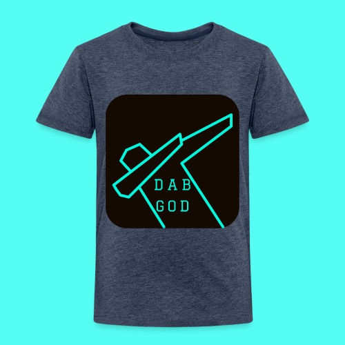 Dab God - the original - Toddler Premium T-Shirt