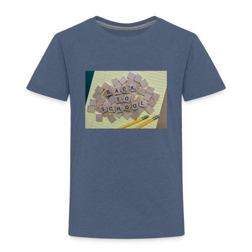 back to school accessories - Toddler Premium T-Shirt