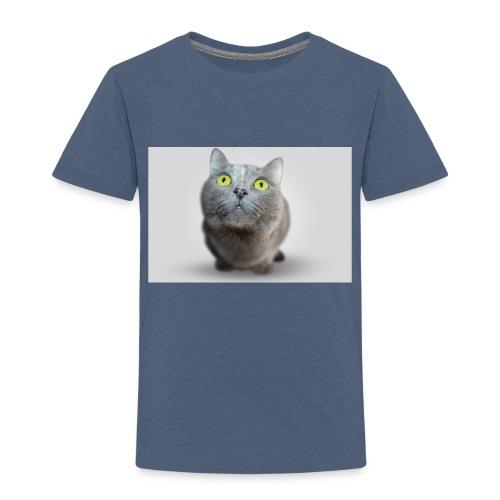 funny cat T-shirt - Toddler Premium T-Shirt
