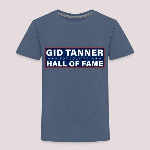 Gid for HOF - Toddler Premium T-Shirt