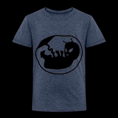 Alien Fetus by bmx3r - Toddler Premium T-Shirt