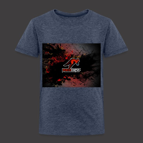 RedOpz Splatter - Toddler Premium T-Shirt