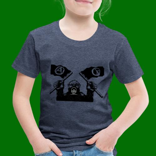 anarchy and peace - Toddler Premium T-Shirt