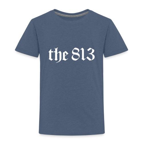 OG 813 Tee - Toddler Premium T-Shirt