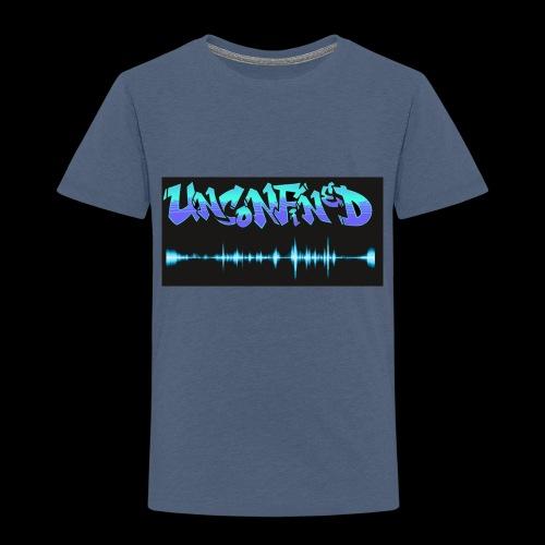 unconfined design1 - Toddler Premium T-Shirt