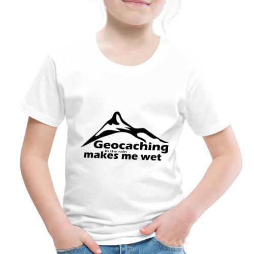 Wet Geocaching - Toddler Premium T-Shirt