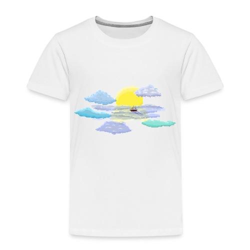 Sea of Clouds - Toddler Premium T-Shirt