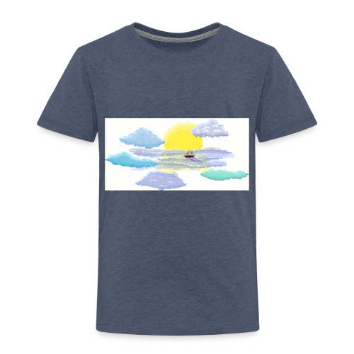 Sea of Clouds - Toddler Premium T-Shirt