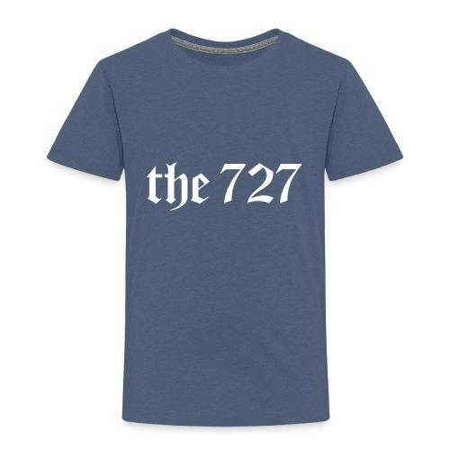 OG 727 Tee - Toddler Premium T-Shirt