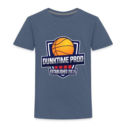 DUNKIME Producions Logo - Toddler Premium T-Shirt