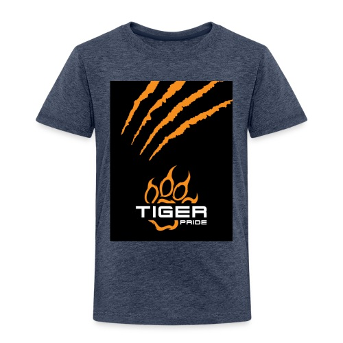Tiger Pride iPad Case - Toddler Premium T-Shirt