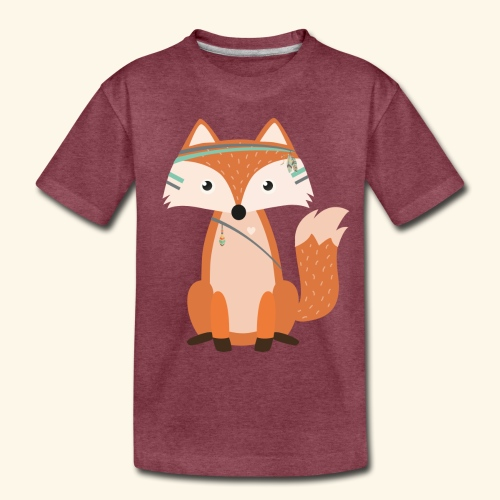 Felix Fox - Toddler Premium T-Shirt