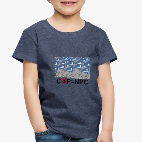 COP=N-P-C - Toddler Premium T-Shirt