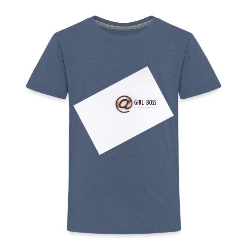 Girl Boss! - Toddler Premium T-Shirt