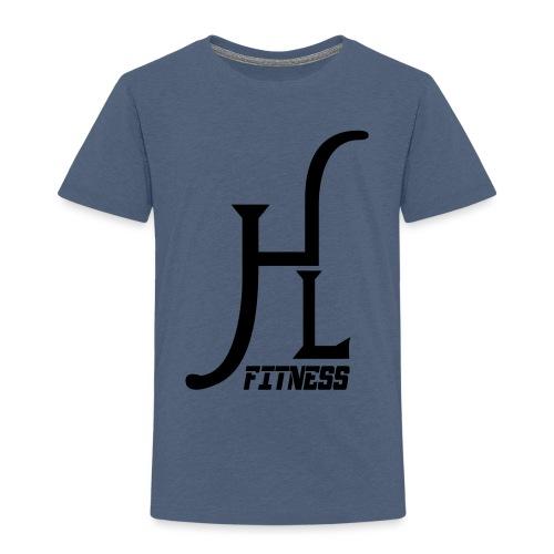HLF Vector Blk - Toddler Premium T-Shirt