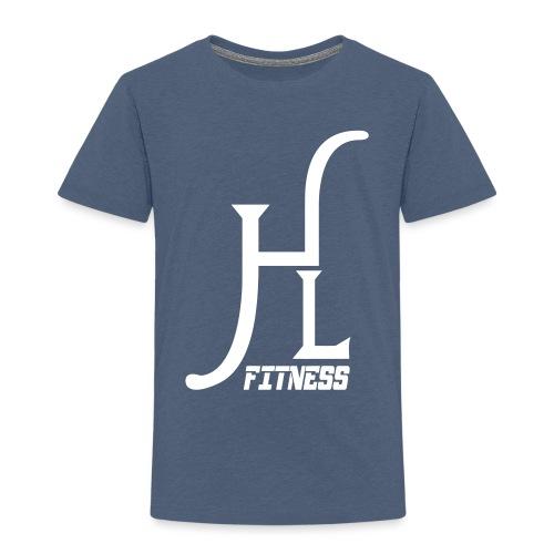 HLF Vector WHT - Toddler Premium T-Shirt
