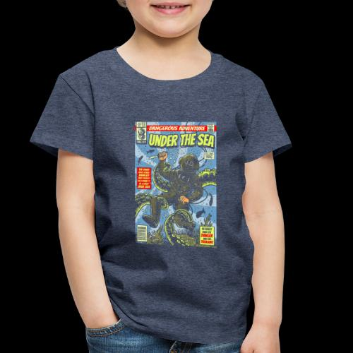 Under the Sea Comic Adventure - Toddler Premium T-Shirt