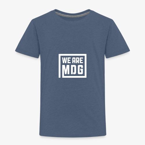 MDG Pocket Stamp - Toddler Premium T-Shirt