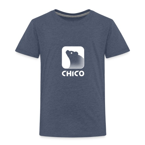 Chico's Logo with Name - Toddler Premium T-Shirt