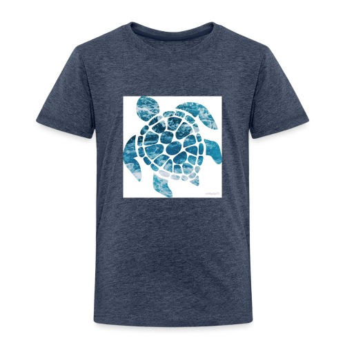 turtle - Toddler Premium T-Shirt