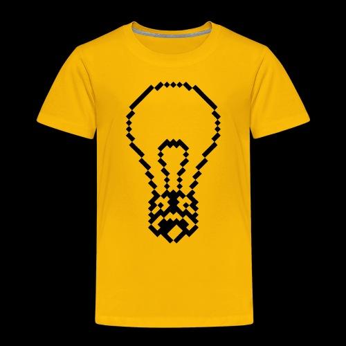 lightbulb - Toddler Premium T-Shirt