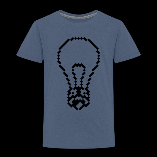 lightbulb - Toddler Premium T-Shirt