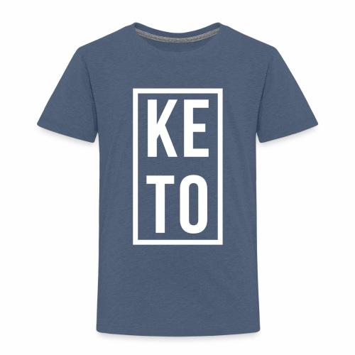KETO - Toddler Premium T-Shirt
