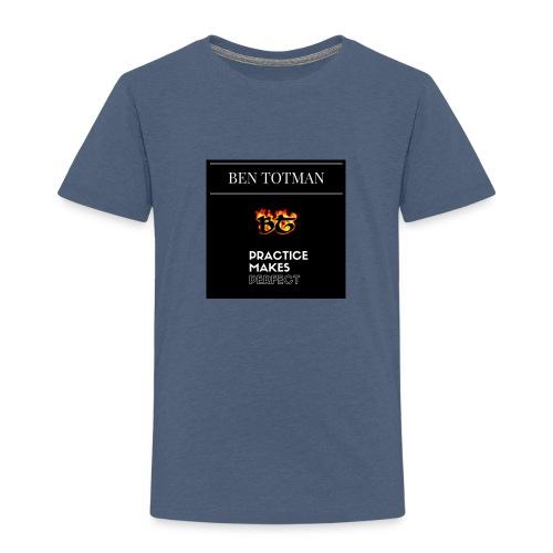 Ben Totman - Toddler Premium T-Shirt