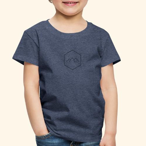 Mountain Hex - Toddler Premium T-Shirt