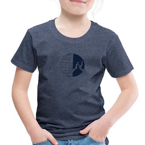 DMI Logo Dark Blue - Toddler Premium T-Shirt