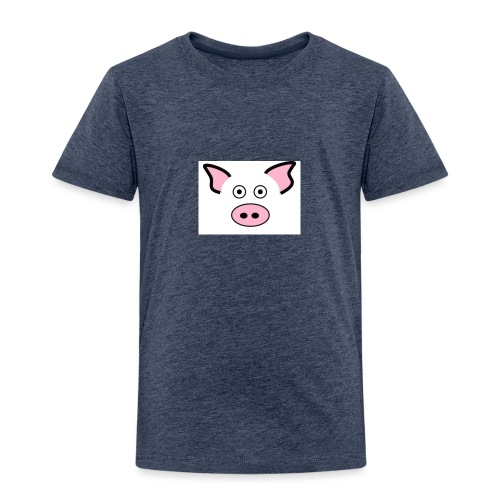 pig - Toddler Premium T-Shirt