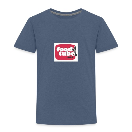 FoodTube - Toddler Premium T-Shirt